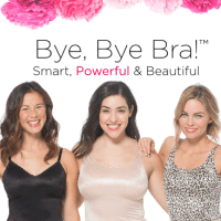 Bye Bye Bra! - Not Kidding