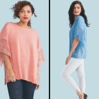 Chambray or Apricot?