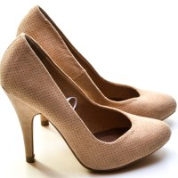 Fashion Tip Friday: Wear Nude Pumps
