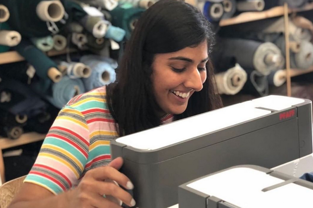 Sister Mintaka BIPOC owned sewing business
