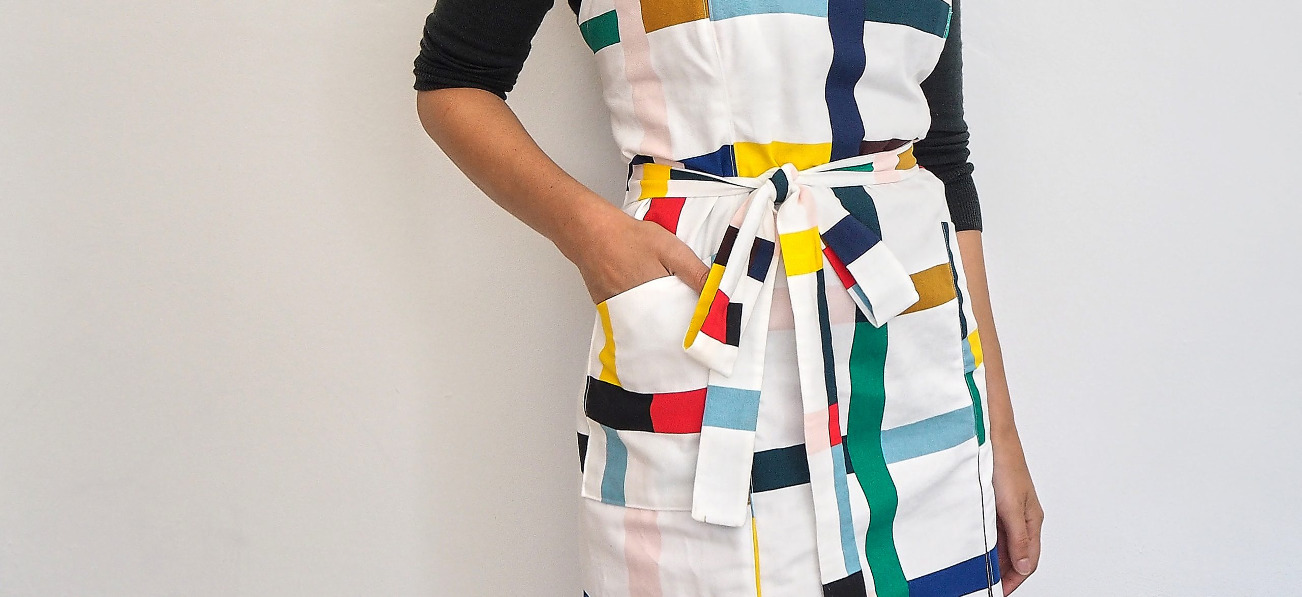 Pattern Testing – The Adele Apron Dress