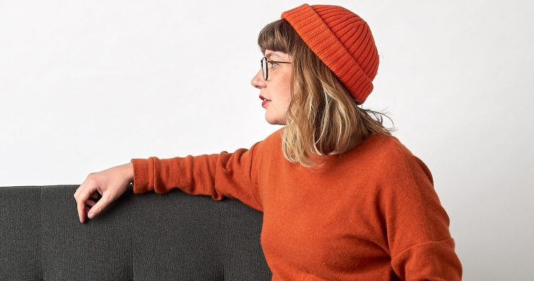 Pattern Review – Making the Lenaline – Alex Sweat, and learning to sew with wool cashmere fabric