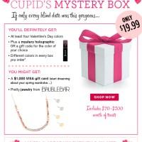 Julep Valentine's Day Mystery Box