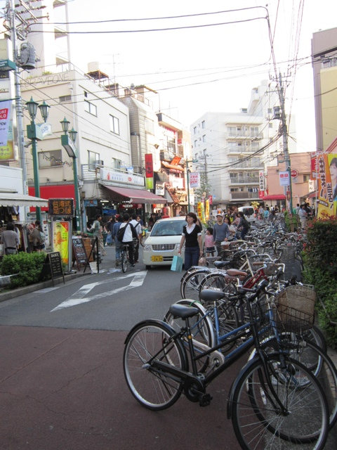 Day 5: leaving onsen; Shimokitazawa shopping (4/6)