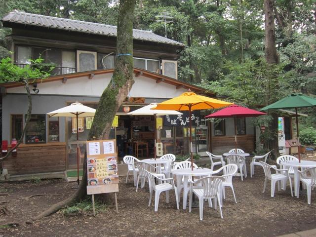 Day 8: Park cafe! (1/5)