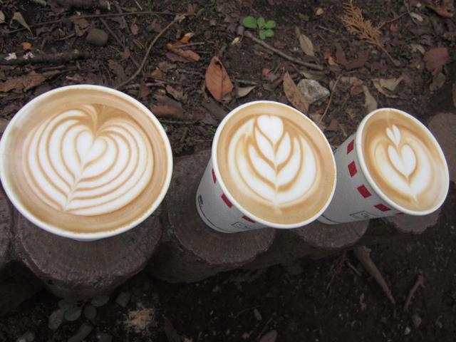 Day 8: Park cafe! (2/5)