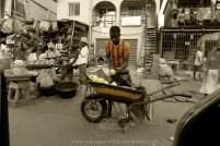 orange seller by rubys polaroid