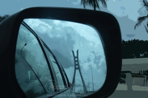 side mirror bridge