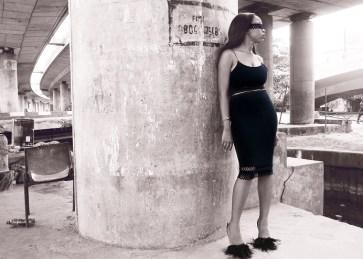 Black on black 2 by rubys polaroid
