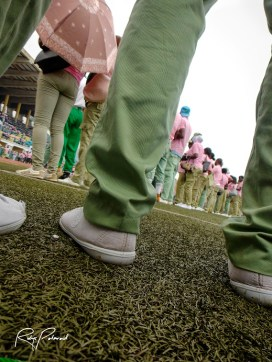 NYSC Corpers Line Up by rubys polaroid