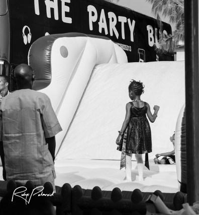 Bouncing Castle Fun 2 by rubys polaroid