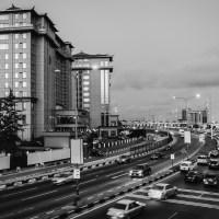 Cee BW Challenge: City Lights