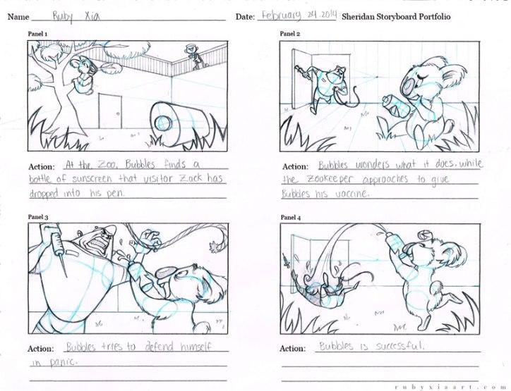 Sheridan_Animation_Portfolio_Ruby_Xia_Storyboard