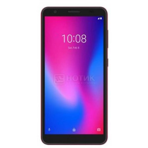"""Смартфон ZTE Blade A3 2020 32Gb NFC Red (Android 9.0 (Pie)/SC9832E 1300MHz/5.45"""" 1440x720/1024Mb/32Gb/4G LTE ) [ZTE-A3.NFC.2020.RD]"""