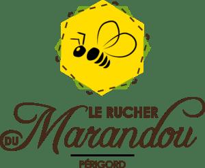 logo rucher du marandou dordogne périgrod
