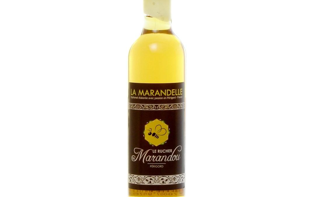 hydromel la marandelle le rucher du marandou dordogne périgord Abeille Rucher du Marandou miel ruche apiculture fleur dordogne périgord bienvenue à la ferme