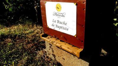 parrainer ruche 24- rucher de marandou