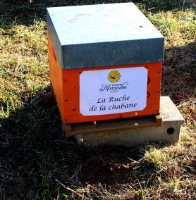 parrainer ruche 23- rucher de marandou