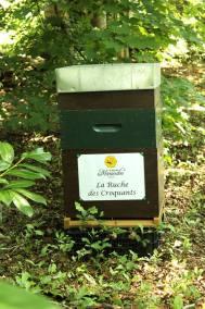 parrainer ruche 38 - rucher de marandou