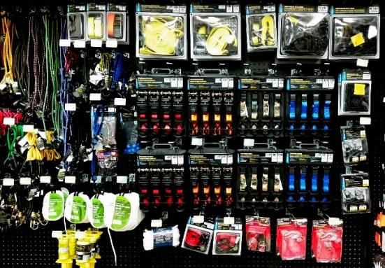 Ruch Hardware Auto Supplies - tiedowns - Automotive