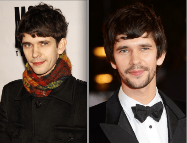 Ben Whishaw z James'a Bond'a