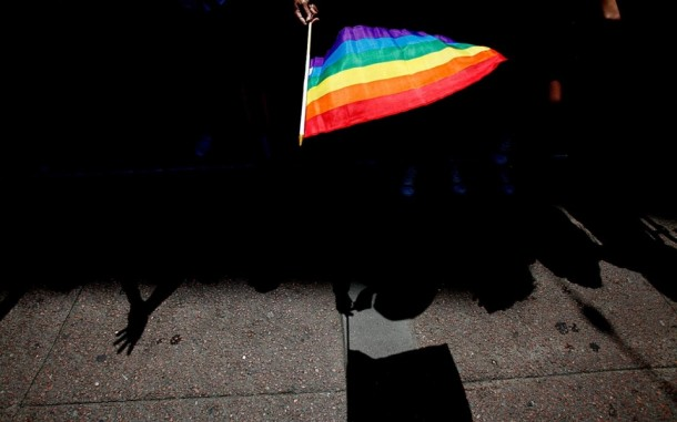Flaga LGBT (Sarah Rice, Getty Images)