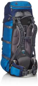 Rucksack Frauen Backpack Deuter 70 Liter im Test Träger