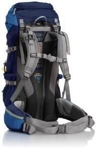Backpack Frauen Reiserucksack ansicht hinten