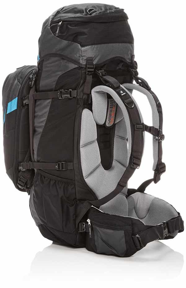 Laufschuhe am modischsten echte Qualität Backpack Frauen Reiserucksack der große Test von Reiseprofis