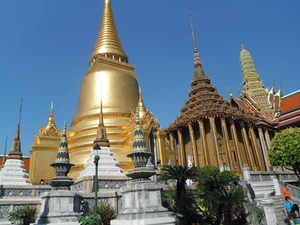 König Palast in Bangkok