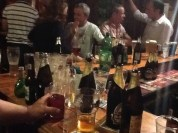 A proper session at Bennets Pub, in Ardcath Ireland