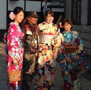 Geishas in Kanazawa