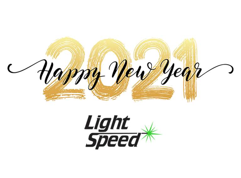 Happy New Year from all of us at LightSpeed Internet, TV and phone