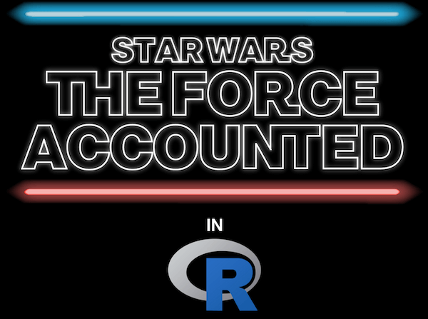 The Force: Accounted, in R