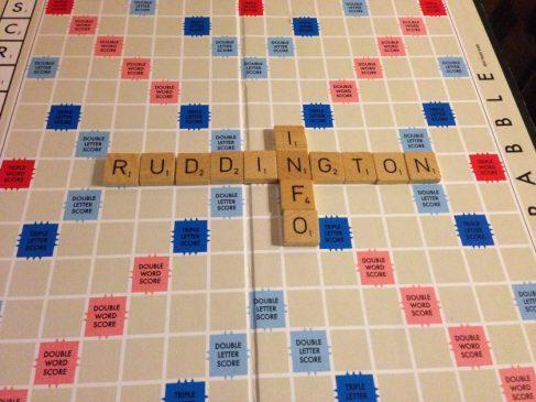 Scrabble @ Ruddington Library | Ruddington | England | United Kingdom