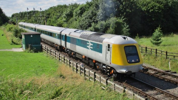Trips aboard the 41001 High Speed Train @ Great Central Railway | Ruddington | England | United Kingdom