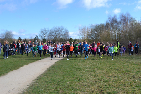 Rushcliffe Junior Parkrun @ Rushcliffe Country Park | Ruddington | England | United Kingdom