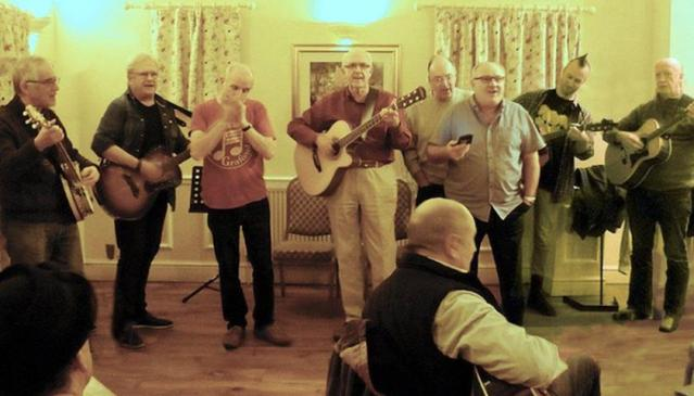 'Ruddington Rhythm' Music Night @ The Cottage Hotel | Ruddington | England | United Kingdom