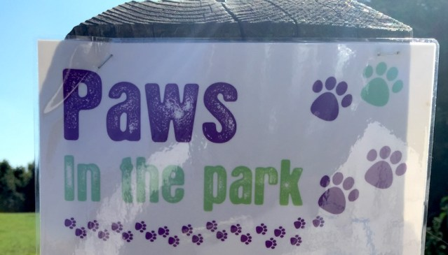Paws in the Park Dog Walk @ Rushcliffe Country Park
