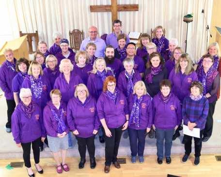 Ruddington Community Choir Concert @ Ruddington Methodist Church | Ruddington | England | United Kingdom