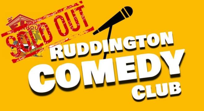 Ruddington Comedy Club - FULLY BOOKED! @ The Cottage Hotel | Ruddington | England | United Kingdom