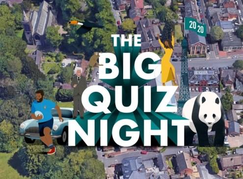 Ruddington's Tearfund 'Big Quiz' @ via Zoom