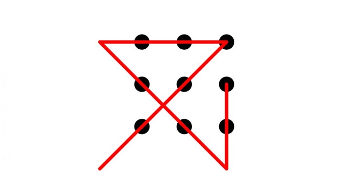 Image result for Nine Dots Puzzle