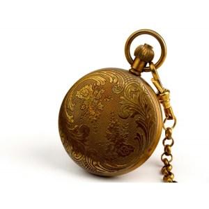 Złota busola II – zegarek kieszonkowy