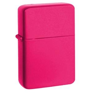 Zapalniczka benzynowa Tasman – neon pink