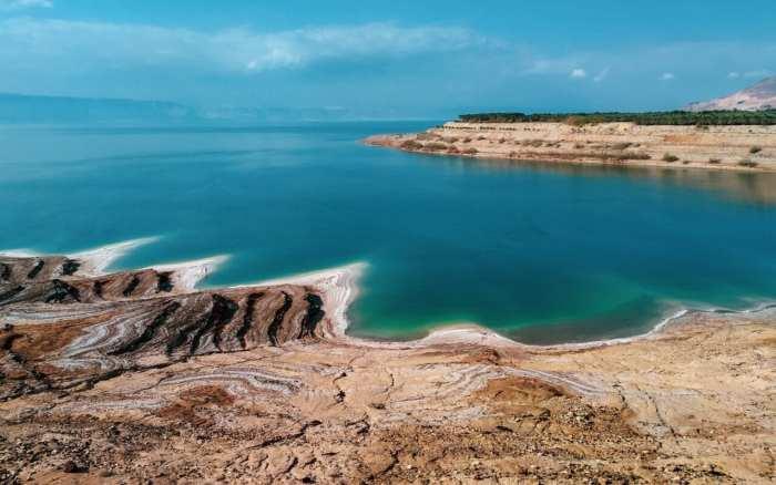 morze martwe jordania