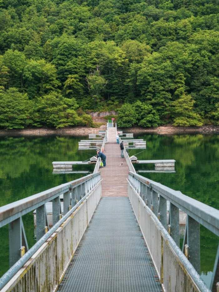 jezioro w Luksemburgu