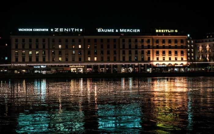 atrakcje-szwajcarii-genewa-noca