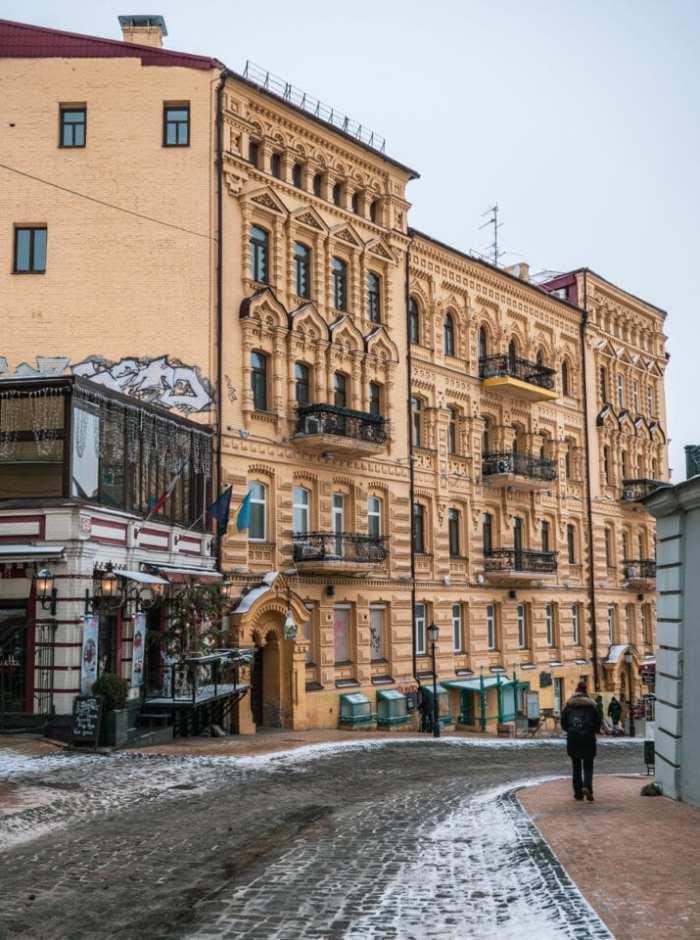 Andriyivsky-Uzviz