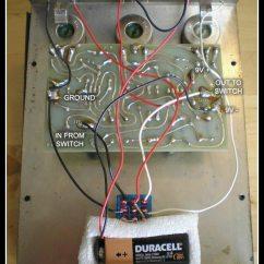 Wiring Diagram For Guitar Jack 7 Pole Trailer Plug 1977 Ehx Big Muff Pi | Rude Mechanical